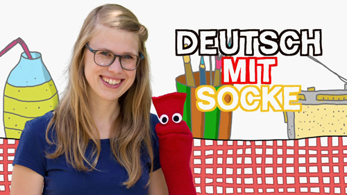 Esther Brandt - Deutsch mit Socke